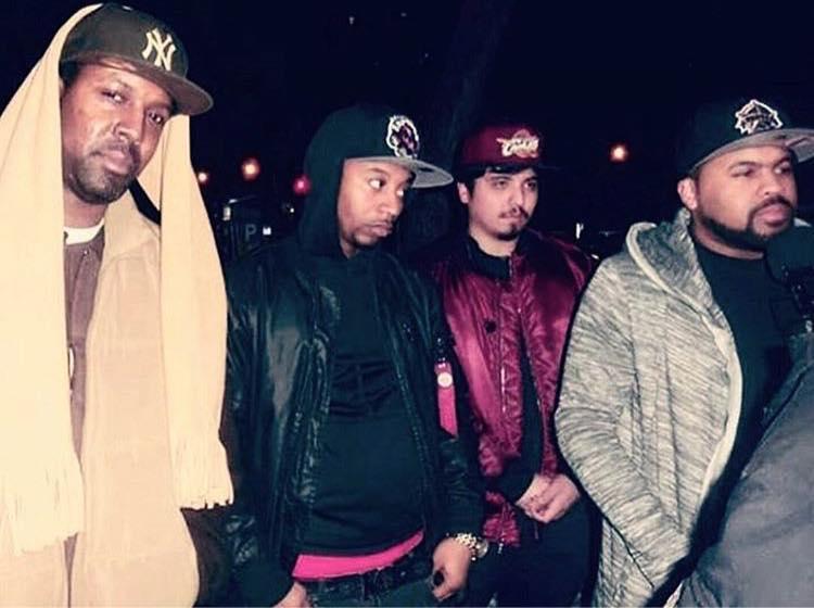 spreadder gang 5